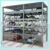 Système de levage de stationnement de véhicule automatique hydraulique pour le stationnement public