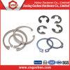 Anéis de retenção das arruelas de fechamento do aço inoxidável para o RUÍDO 471 do RUÍDO 472 dos eixos