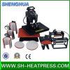 Digital Heat Press Machine Combo 4 em 1, 5 em 1, 6 em 1, 7 em 1, 8 em 1