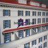 Модель Model_Exhibition маштаба здания высокого качества архитектурноакустическая (BM-0172)