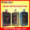 Eco Solvant encre pour DXX / Dx5 / Dx7 Tête