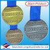 Form-olympisches Andenken-Medaillen-antikes Bronzerennen-laufende Medaille