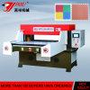 Tipo máquina que corta con tintas hidráulica de la banda transportadora