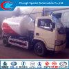 Goede Kwaliteit 6 Wiel 3cbm het Gas die van LPG Vrachtwagen opnieuw vullen