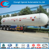 Asme Standard 56cbm LPG Tank Trailer Pressure Vessel