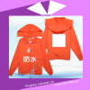 Water-Proof chaqueta con Hat p016-016