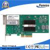1gbps Dual Port I350 Wried Fiber Optic Server Network Card 근거리 통신망 Card