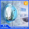 Goldfish beta de la venta de la pared del montaje de los pescados del tazón de fuente del tanque de acrílico caliente del acuario