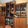 Vin fonctionnelle du cabinet d'affichage/affichage pour le vin