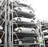 Pcx Vertikale, die mechanisches Parken-System verteilt