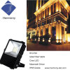 As lâmpadas do holofote de LED de alta potência de iluminação exterior
