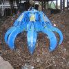 Grab Ouco Orange Hydraulique Électrique Peel Octopus Grab