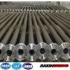 Fundición centrifugada recto tipo de tubos radiantes