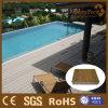 Decking de madeira da piscina da qualidade WPC de China