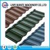 Le nouveau produit a galvanisé le type tuile d'obligation de tôle d'acier de toit en métal