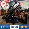 Mini pliage de la Chine camion de grue de 8 tonnes monté