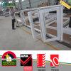 Multi-Chamber UPVC Frame Economia de energia Double Glass Fold Windows deslizante