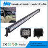 Curvado LED 300W Light Bar + 18W conducción de la niebla lámparas de trabajo