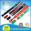 Zoll gesponnener Wristband mit Fabrik-Preis für Großverkauf
