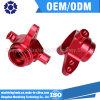 OEM 자동차 부품 양극 처리되는 빨강을%s 가진 높은 정확한 기계로 가공 알루미늄 CNC 기계로 가공 부속