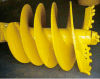 Dientes del dígito binario del taladro de Yj para la máquina de excavación rotatoria