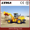2017 neuer Entwurf Lt958 5 Tonnen-Rad-Ladevorrichtung für Verkauf
