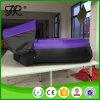 Schwimmen-Luftsack-aufblasbares faules Sofa mit bunter Schutzkappe