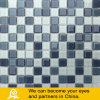 Mosaico grigio di cristallo della miscela per la piscina