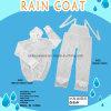 Nuevo tipo translúcida blanca de Split equipo para la lluvia