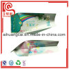 Servilletas del tejido que empaquetan la bolsa de plástico del papel de aluminio