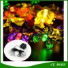 20LEDs Colorful Butterfly Waterproof Christmas Outdoor Garden Solar LED Decoração Luz Solar String Lights