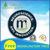 Free Design Customized Name / Brand Logo Patch de tecido de algodão tecido para roupas