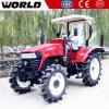 70HP 4WD wiel-Stijl de Tractor van het Landbouwbedrijf voor Hete Verkoop