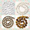 Natural Gemstone Agate Beads, Semi Precious Loose Beads, Stone Beads