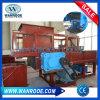 Machine de déchiquetage en plastique de défibreur d'arbre simple de pipe de HDPE de PVC