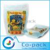 Mehrfachverwendbares Grocery Fastfood- Bag mit Zipper für Food