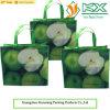 Profesionalの製造業者非編まれた袋の工場絹の印刷の熱い押すNon-Wovenラミネーションのショッピング・バッグ