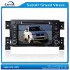 Radio de coche DVD GPS CD para Suzuki Vitara magnífico con Bluetooth (z-2980)