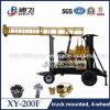 高いEfficiency 200m Water Borehole Drilling Rig Machine