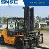 Snsc prix diesel de chariot élévateur de levage de pierre de 7 tonnes