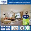 Hualong frega la vernice di emulsione della parete interna di resistenza/rivestimenti