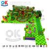 Interior macio jogo temático Florestais Playground Equipamento de Diversões