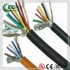 Câble d'ordinateur de Djyvp de câble de commande de bouclier de torsion