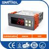 Dos regulador de temperatura del LCD Digitaces de la salida del relais
