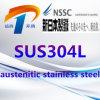SUS304L de Pijp/het Blad/vlak de Staaf van het roestvrij staal
