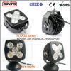 Resistente al agua 5pulgadas off road de conducción de LED lámpara de trabajo 3820LM (GT1025-50W)