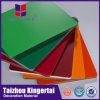 El panel clasificado de la construcción del verde del cartón yeso de la prueba de fuego de Alucoworld