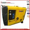 4.5Kw 5.5Kw 6.8Kw tipo silenciosa do conjunto de geradores diesel Arrefecidos a ar