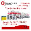 Stampatrice ad alta velocità di rotocalco per il film di materia plastica