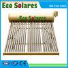 300L chauffe-eau solaire avec 3 réservoirs d'intérieur à l'intérieur